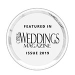 Cyprus Weddings Magazine Badge Image