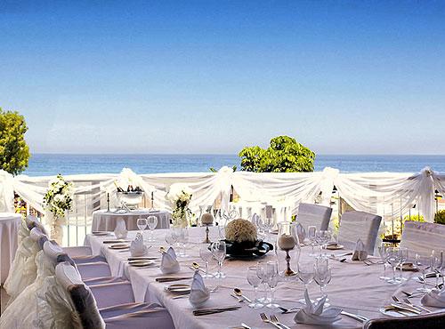Capo Bay Hotel Wedding Venue