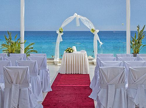 Sunrise Beach Hotel Wedding Venue