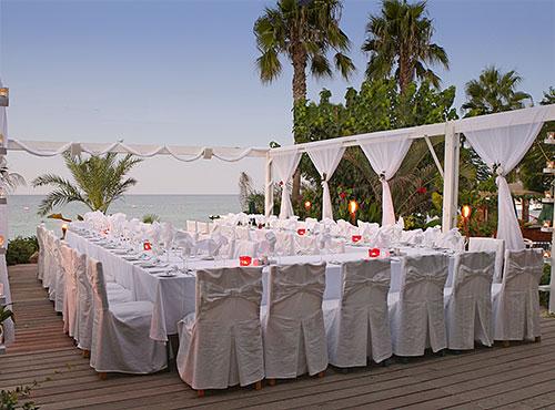 Civil Beach Weddings Abroad In Cyprus